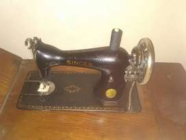 Maquinas de coser antiguas Singer