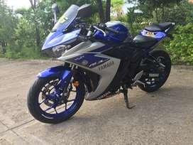 Espectacular Yamaha R3
