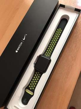 Apple watch series (Nike) ceramic back