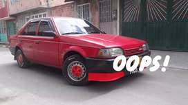 Venpermuto mazda 323 recibo mazda Sprint Swift Renault 9 Skoda Ford etc no motos no