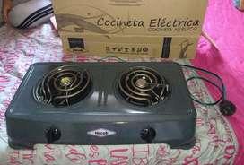 Cocineta eléctrica 220 volt