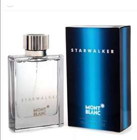 PERFUMES LOCIONES STARWALKER DE MONT BLANC DE 75ML