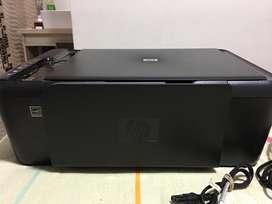 Multifuncional HP Deskjet F4480 impresora, copiadora y Escaner