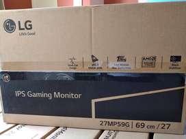 """MONITOR LG 27"""" LED IPS MP59G"""
