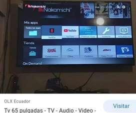 Tv de 65 pulgadas y xbox360