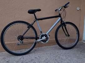 Bicicleta rodado 26 todo terreno