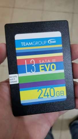 VENDO DISCO DURO SSD DE 240 GIGAS