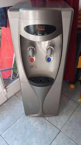 Dispenser Agua Frio/calor Para Conexión A Red