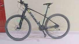 Vendo bicicleta trinx