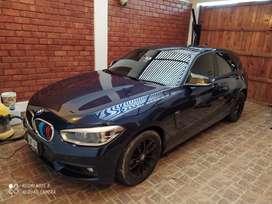 BMW 118I AÑO 2018