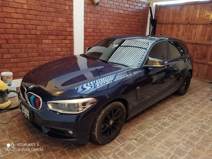 BMW 118I AÑO 2018 0
