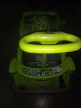 Auto eléctrico a batería