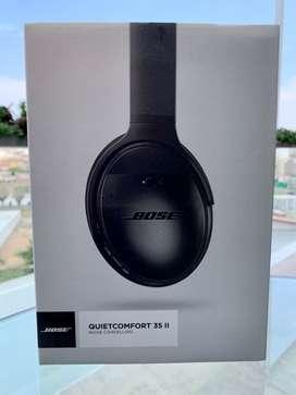 Audífonos Bose QuietComfort 35 II - Negro (semi nuevo)