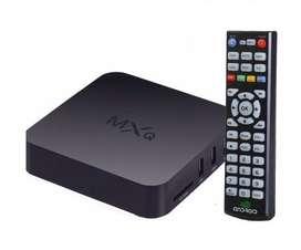 Gratis Envio Tv Box Convierte A Smart Tv HD Kodi Android 5 2RAM 16G
