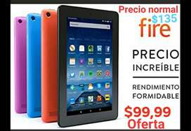 Tablet 7 pulgadas amazon fire 16gb