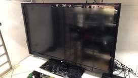 TV MARCA LG DE 47 pulgadas EN  LED convencional  con control