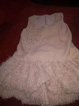 Vestido Polito talla 2