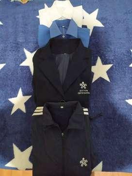 Venta de uniformes y sudadera del SENA