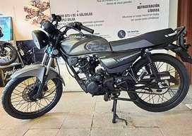 Nueva moto auteco combat 0km
