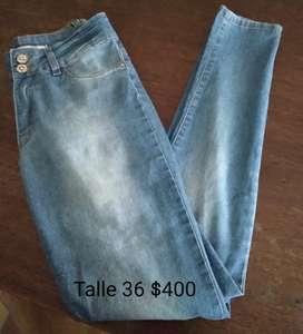 Vendo jeans 36 basico