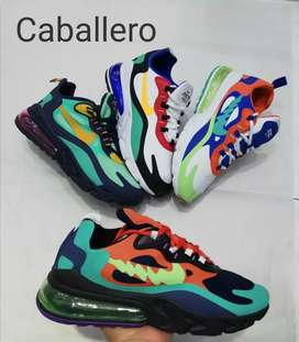 Tenis Nike air 270 react caballero