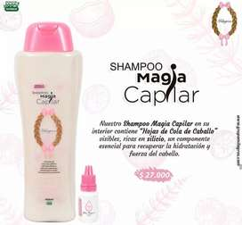 Shampoo Milagros Magia Capilar