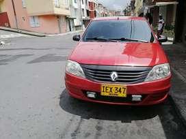 Renault Logan famili 2015