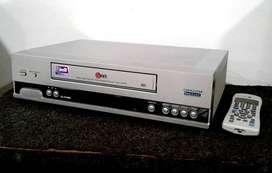 VHS MARCA LG NUEVO