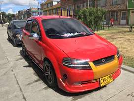 Aveo five tuning ganga modificado 2008 full aprobeche