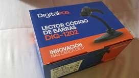 LECTOR DE CODIGO DE BARRAS DIG 1202