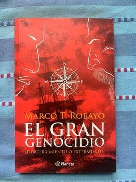 EL GRAN GENOCIDIO - MARCO T. ROBAYO