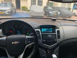 Chevrolet cruz platinium full equipo