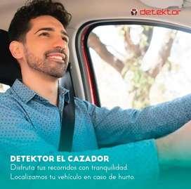 Cazador y GPS para tu Vehículo