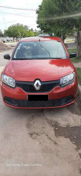 Vendo Renault Sandero Expresion Pack modelo 2017, Impecable