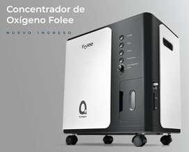 Concentrador oxigeno