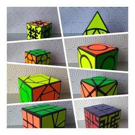 Cubos didácticos Rubik y otros