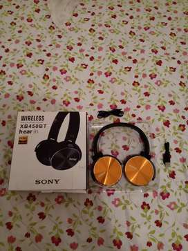 Diademas Bluetooth Marca Sony Nueva para estrenar
