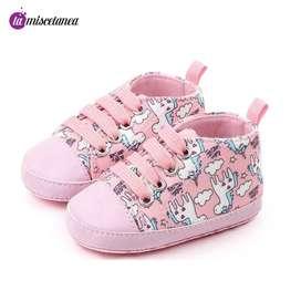 Zapatos para bebé unicorn rosa