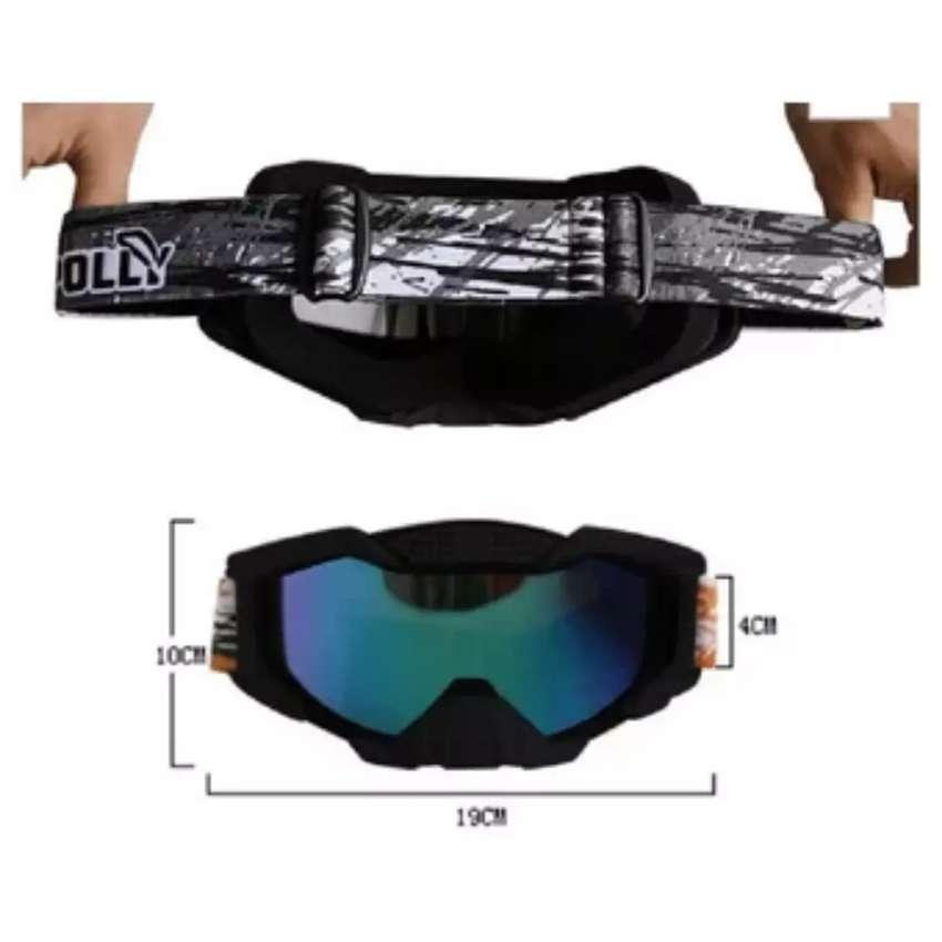 Gafas de protección para motocross