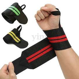 Proteje tus muñecas deportes fitness Pesas tenis Box Basqued