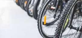 Se necesita mecanico de bicicletas