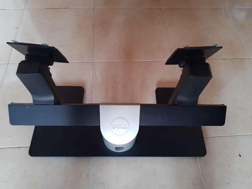 Soporte doble monitor DELL