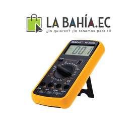 Multimetro Digital Profesional Dt9205a Termocupla Gamas Alta