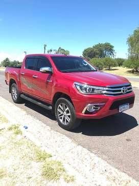 Toyota Hilux SRX 2017 4x4 aut