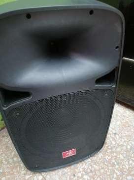 Cabina Activa American Sound de 12 recargable, Mod:ASPA1221UB