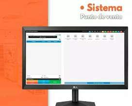 Sistema punto de venta control inventario contabilidad.