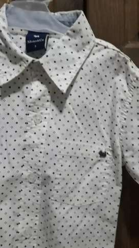 Camisa marca Mimo