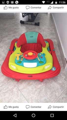 Caminador para bebé bebesit.