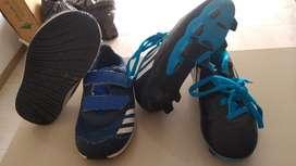 Guayos nuevos marca Adidas Talla 27