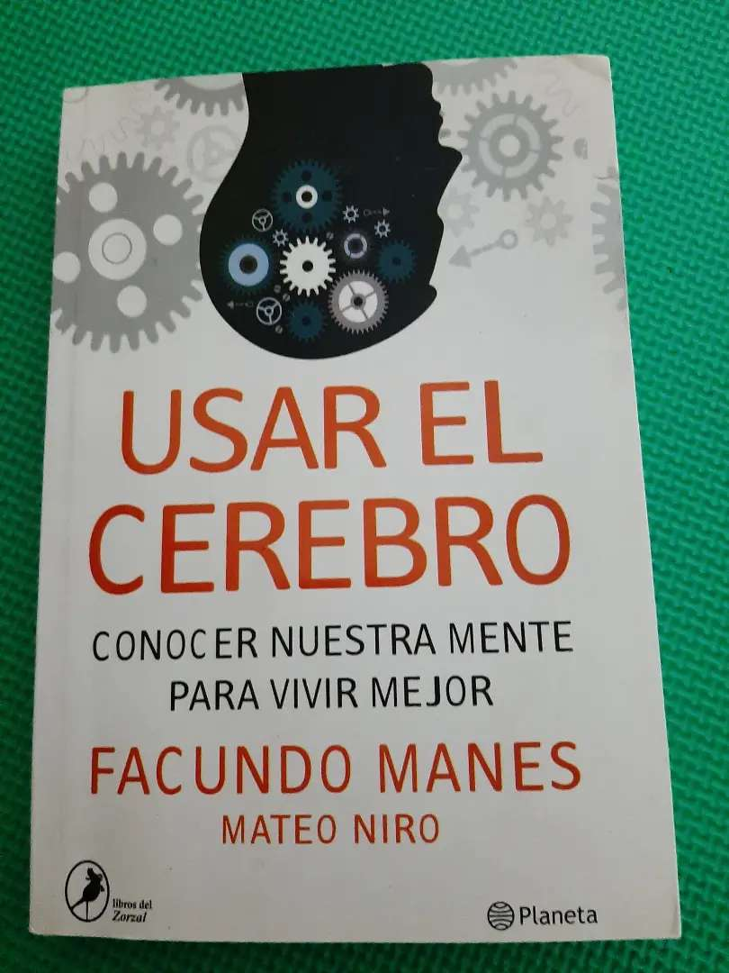 Vendo. Libro Facundo Manes 0